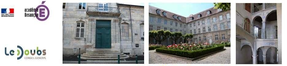 Bienvenue au collège Victor Hugo de Besançon